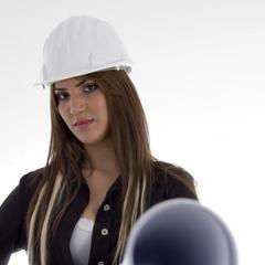 Bauingenieurin